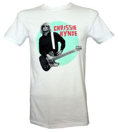 Classic Fit White Chrissie T Shirt