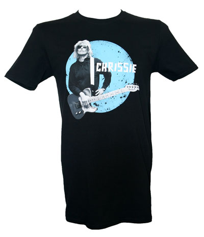 Classic Fit Black Chrissie T Shirt
