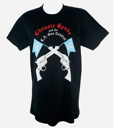 Classic Fit L.A. Gun Control T Shirt