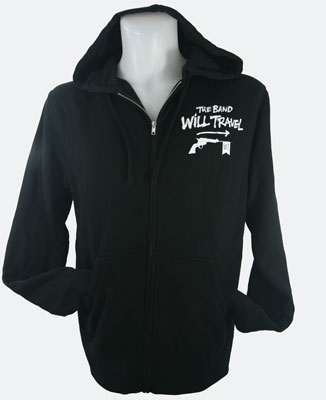 'Band Will Travel' Hoodie