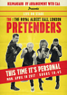 The Pretenders Royal Albert Hall Poster