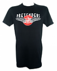 Classic Fit 'Pretenders T Shirt With 2018 Grandslam Tour Date Back Print