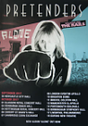 The Pretenders - Alone UK Tour Poster