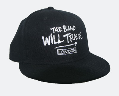 Band Will Travel Baseball Cap