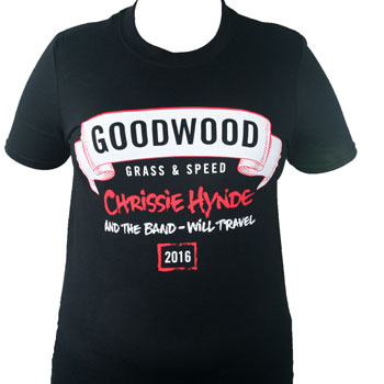 Ladies Fitted 'Goodwood' T Shirt