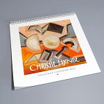 Chrissie Hynde Paintings Calendar 2022