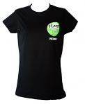 Ladies Fitted Hate For Sale T Shirt