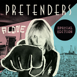 Pretenders Special Edition Alone CD With Bonus Live Album