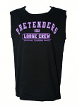 Classic Fit Loose Crew T Shirt