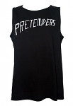 Pretenders Vest With UK Grandslam Tour Back Print